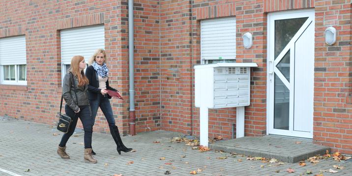 Verkauf vifa claudia deters immobilien Markise balkon eigentumswohnung